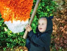 Candy Corn Pinata: Beauty 3