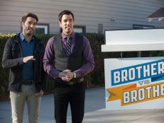 Drew and Jonathan Scott Tied on Brother Vs. Brother