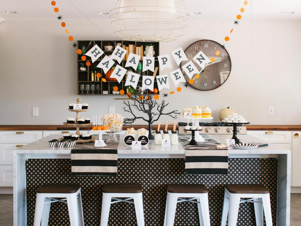 35 halloween party ideas decorations games food Diy halloween party decorations