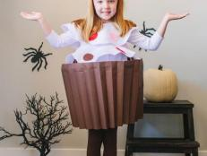 Cupcake Costume: Beauty
