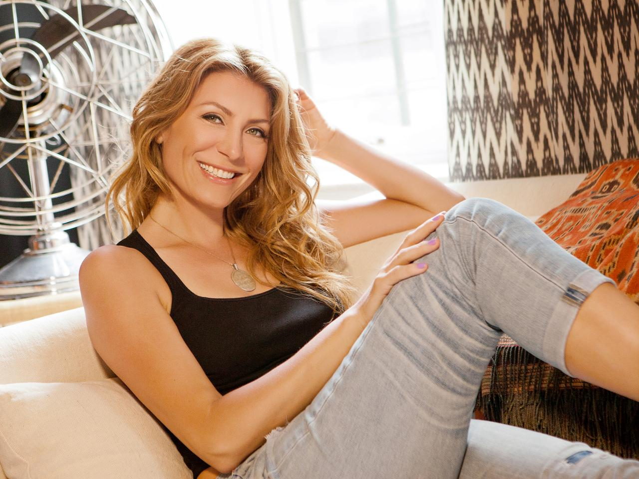 host and designer genevieve gorder hgtv