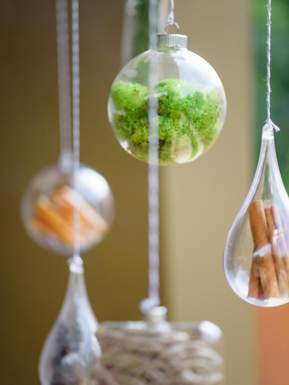 Beautiful glass ornaments - Photo By Brian Patrick Flynn