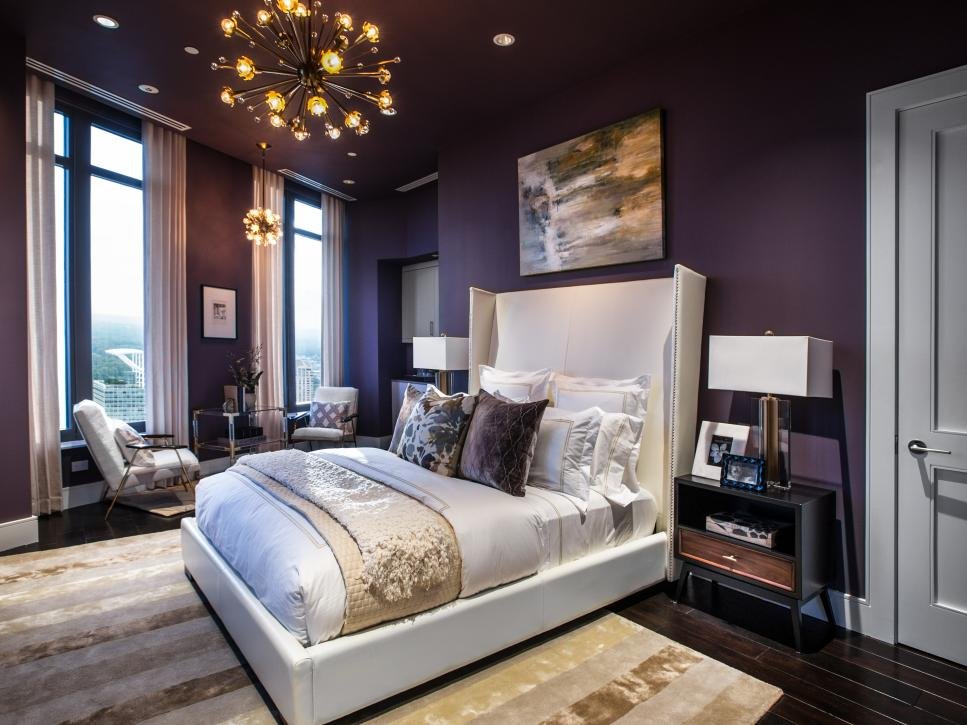 Bedroom Colors 2014 Entrancing Master Bedroom Pictures From Hgtv Urban Oasis 2014  Hgtv Urban . 2017