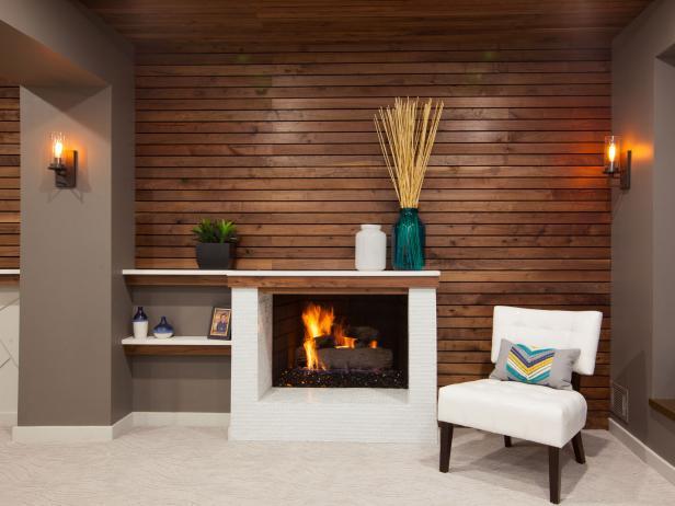 14 basement ideas for remodeling hgtv - Home Basement Designs