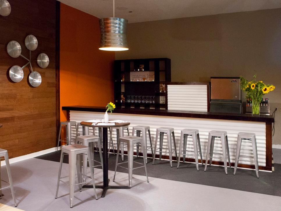 13 great design ideas for basement bars hgtv