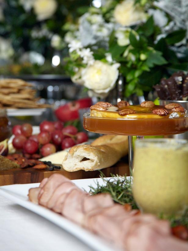 Caramel-Covered Brie Recipe | HGTV