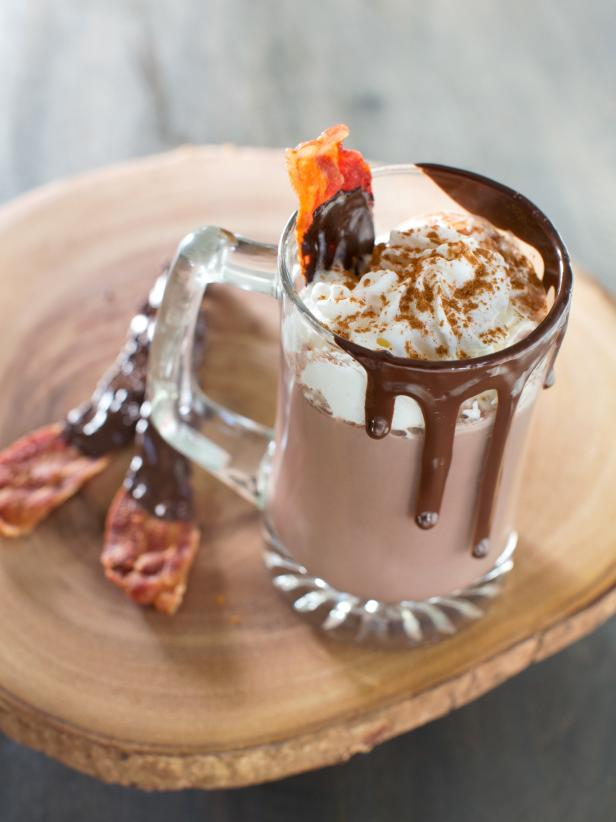 Boozy Double Chocolate Hot Chocolate