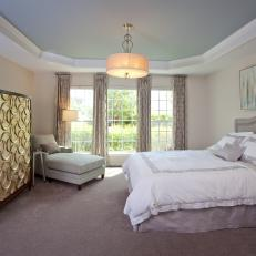 Master Bedroom Tray Ceiling photos | hgtv