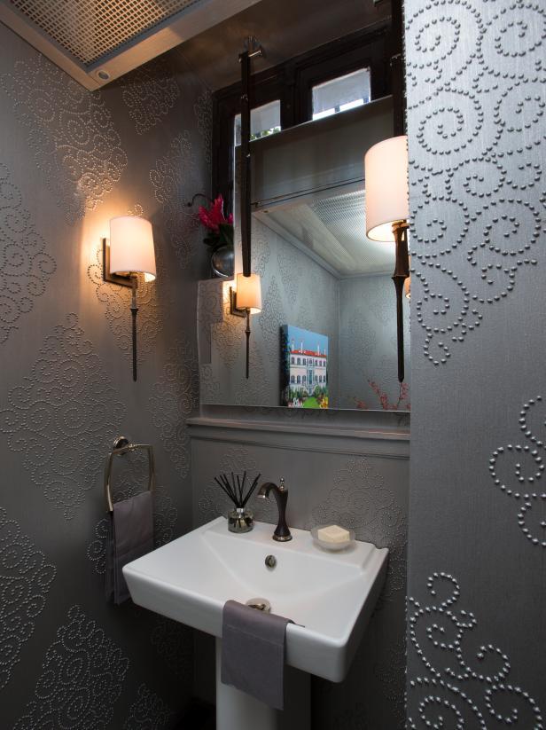 Our Favorite Powder Rooms Hgtv