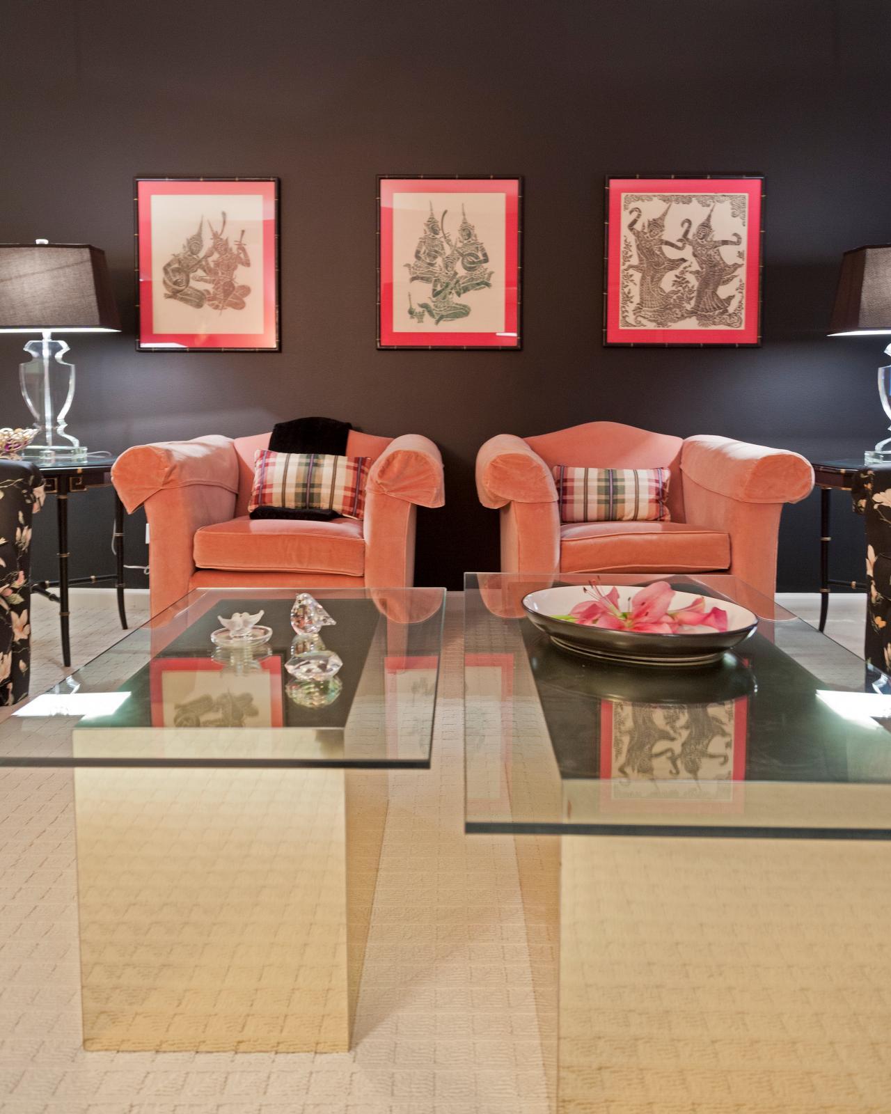 Diy Network Peach Living Room Walls