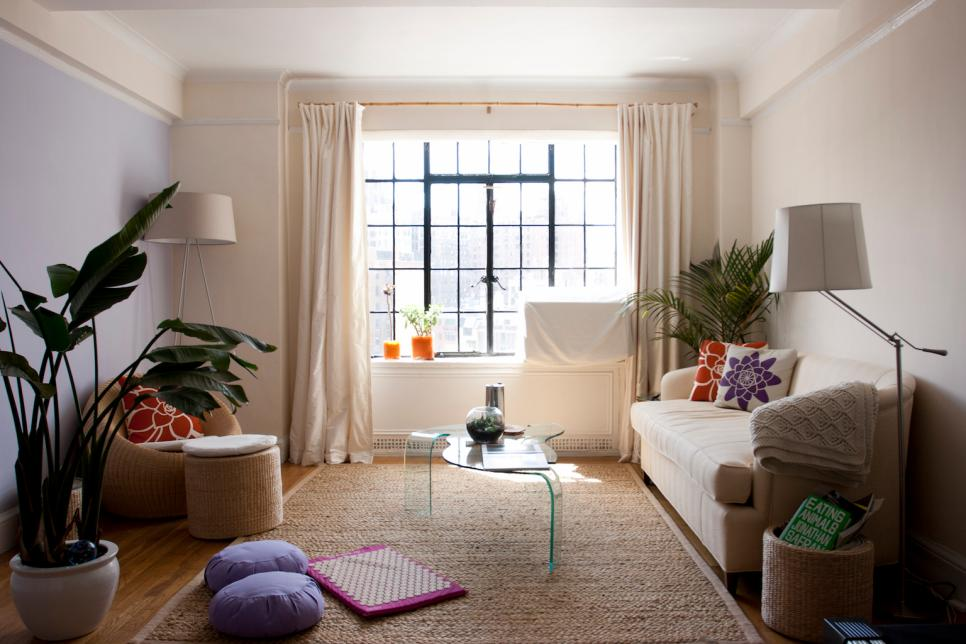 Phenomenal 10 Apartment Decorating Ideas Hgtv Largest Home Design Picture Inspirations Pitcheantrous