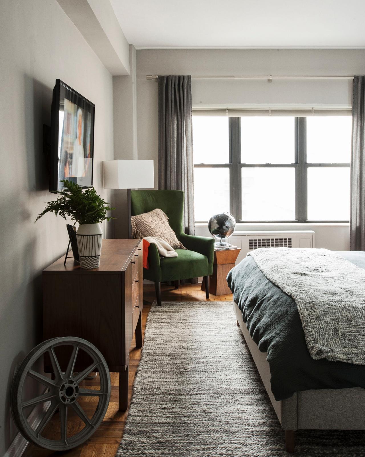 Bed sheet patterns men - Guys Here S Your Ultimate Bedding Cheat Sheet Hgtv S Decorating Design Blog Hgtv