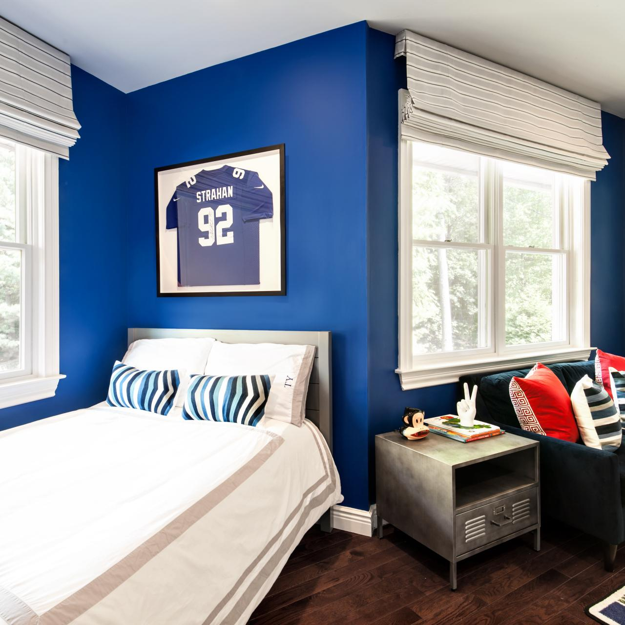 Blue Bedroom Boys Bedroom Modern Design Apartment With Loft Bedroom Blinds For Bedroom: Photos