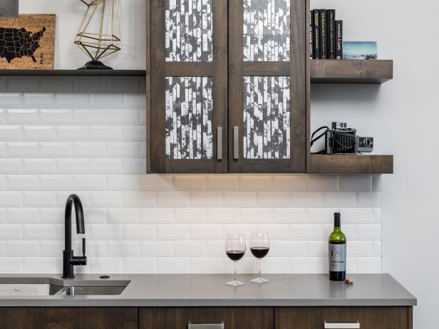 Modern Urban Kitchen with Gorgeous Cabinets
