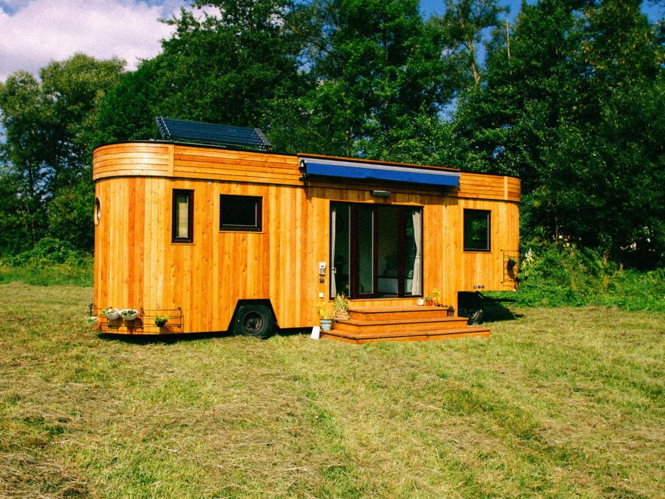 Mini Houses On Wheels: 13 Cool Tiny Houses On Wheels