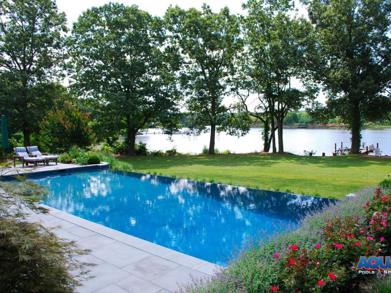 Inground pool builders in maryland joy studio design for Pool design maryland
