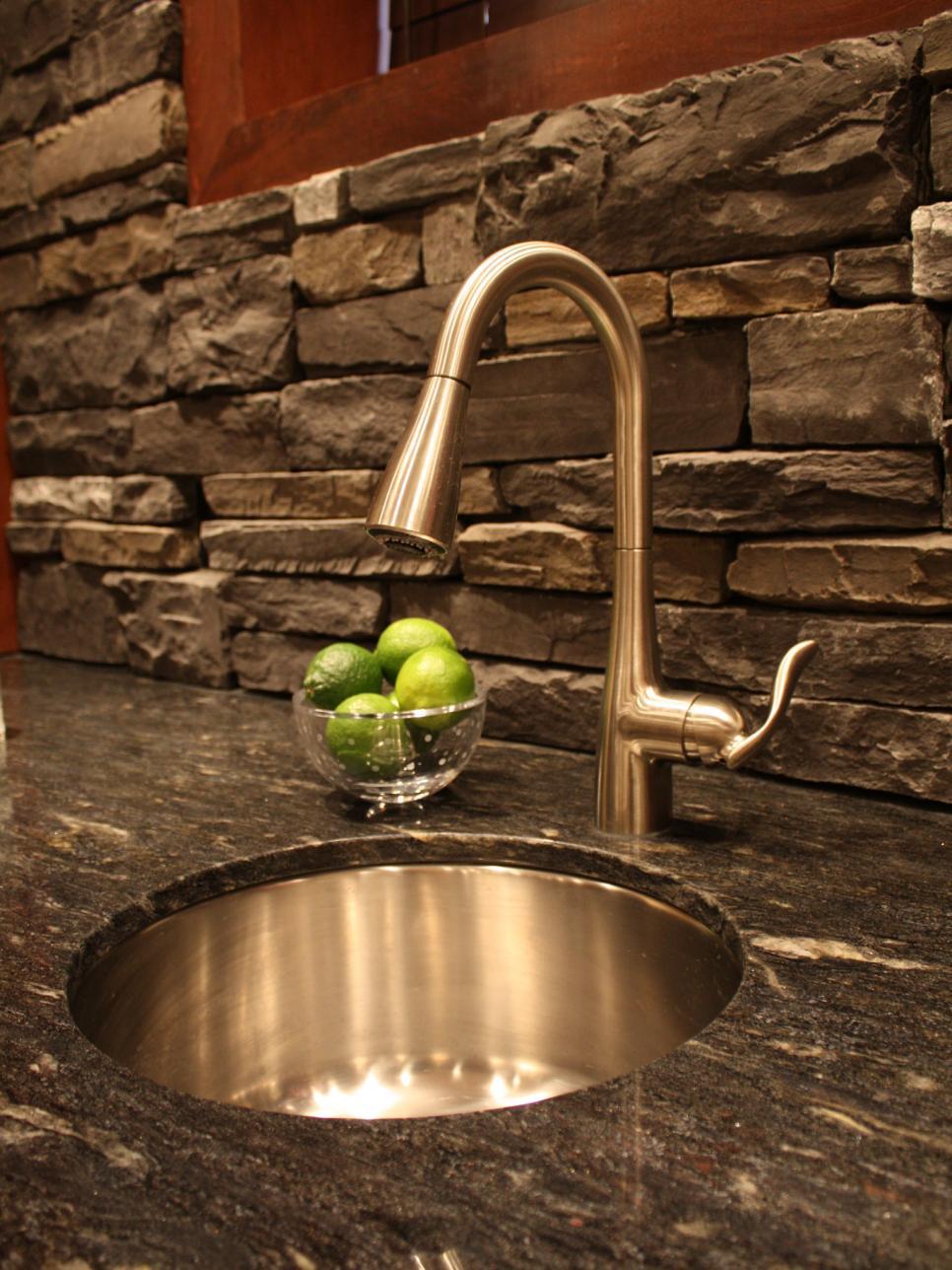 15 creative kitchen backsplash ideas hgtv pictures of stacked stone backsplash kitchen backsplash