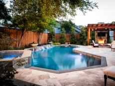 After: Dream Pool in Dallas