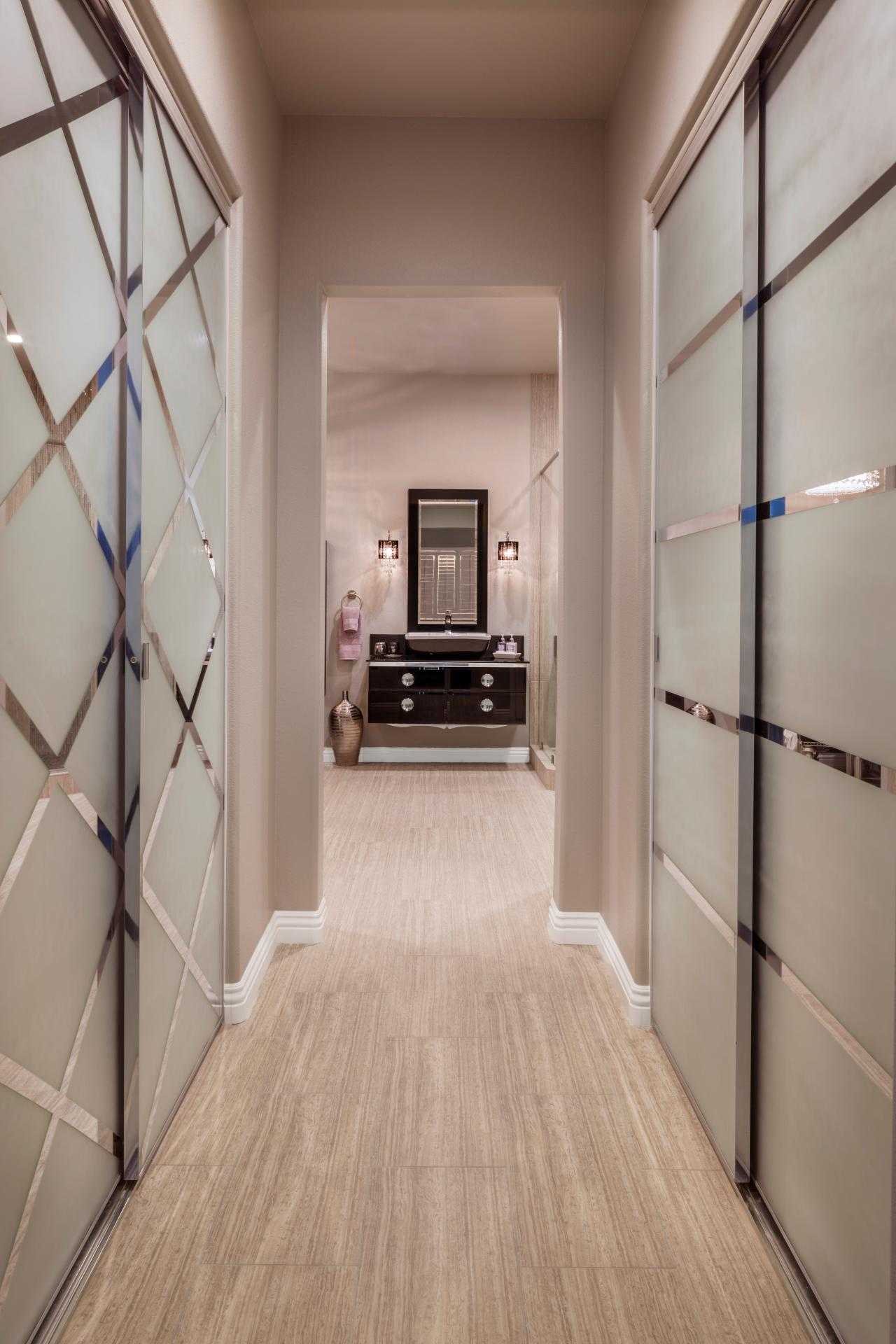 Give Bland Closet Doors A Designer Upgrade Hgtv S