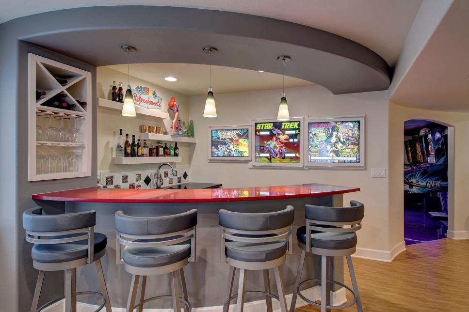 Home Wet Bar Ideas: Home Bar Ideas: 89 Design Options