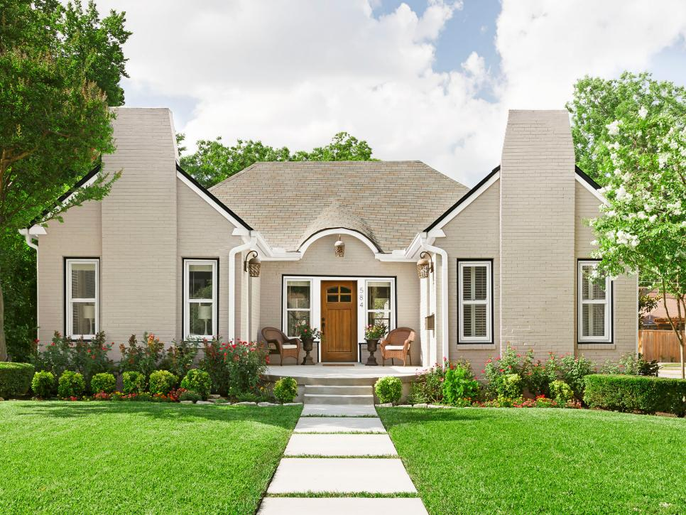 Curb Appeal Ideas From Homes Around The U S Hgtv