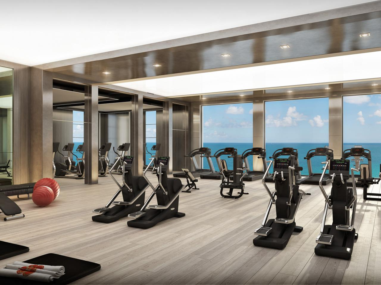 Designer Fitness Centers That Will Make You Actually Want