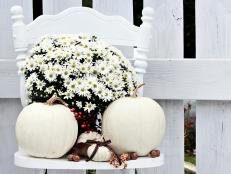 10 Easy Essentials For Outdoor Fall Decorating Photos