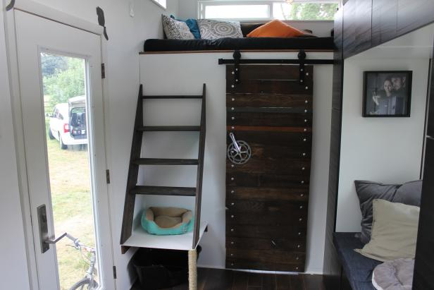 Tiny Home With Pets
