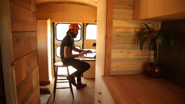 Tiny House With Office Space