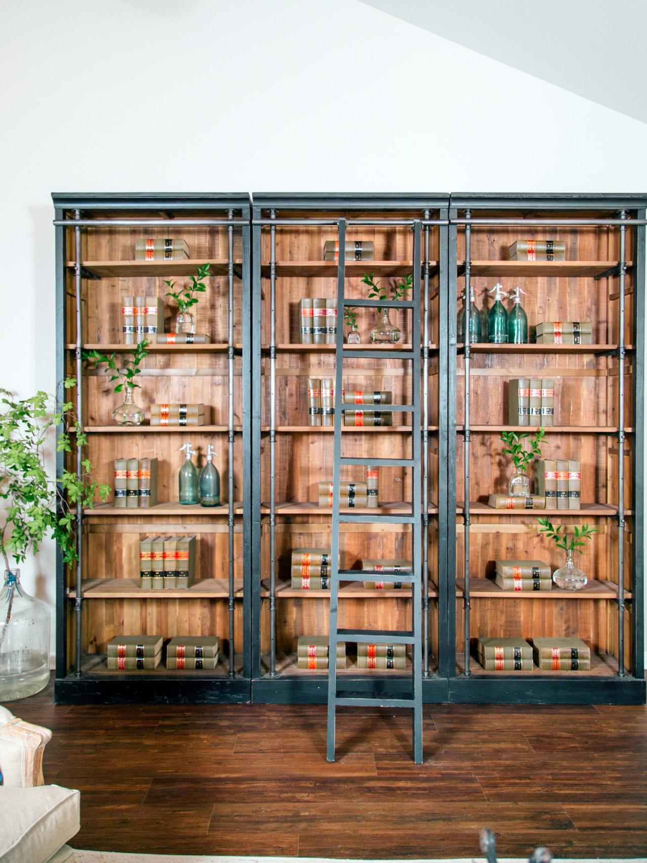 Book Shelves make your bookshelves shelfie-worthy with inspiration from fixer