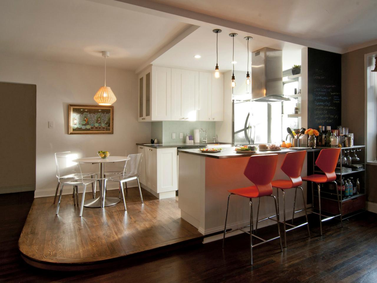 Gorgeous Galley Kitchens To Inspire You HGTVs Decorating - Galley kitchen design photos