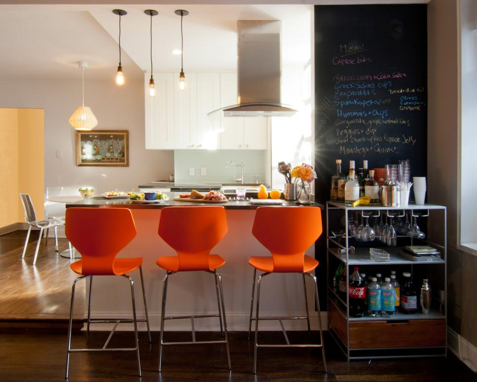 marvelous Galley Kitchen Remodels Before And After #1: Photo By: Anjie Cho