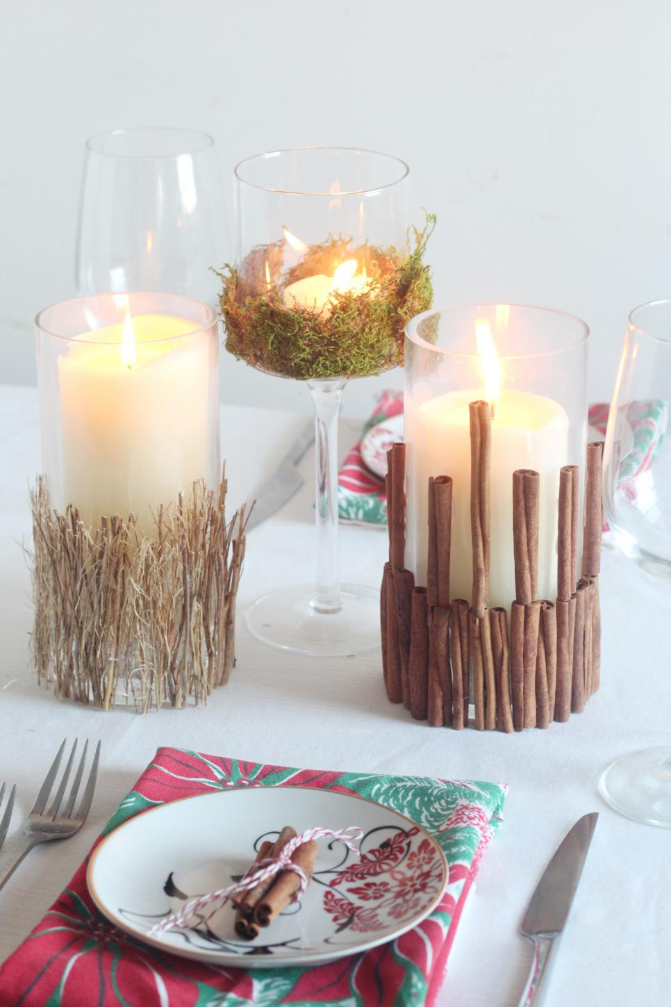 10 DIY Non-Floral Holiday Centerpieces | HGTV