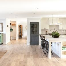 Rafterhouse Open-Concept Kitchen Makeover