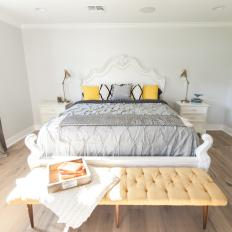 Ranch House Master Bedroom Makeover