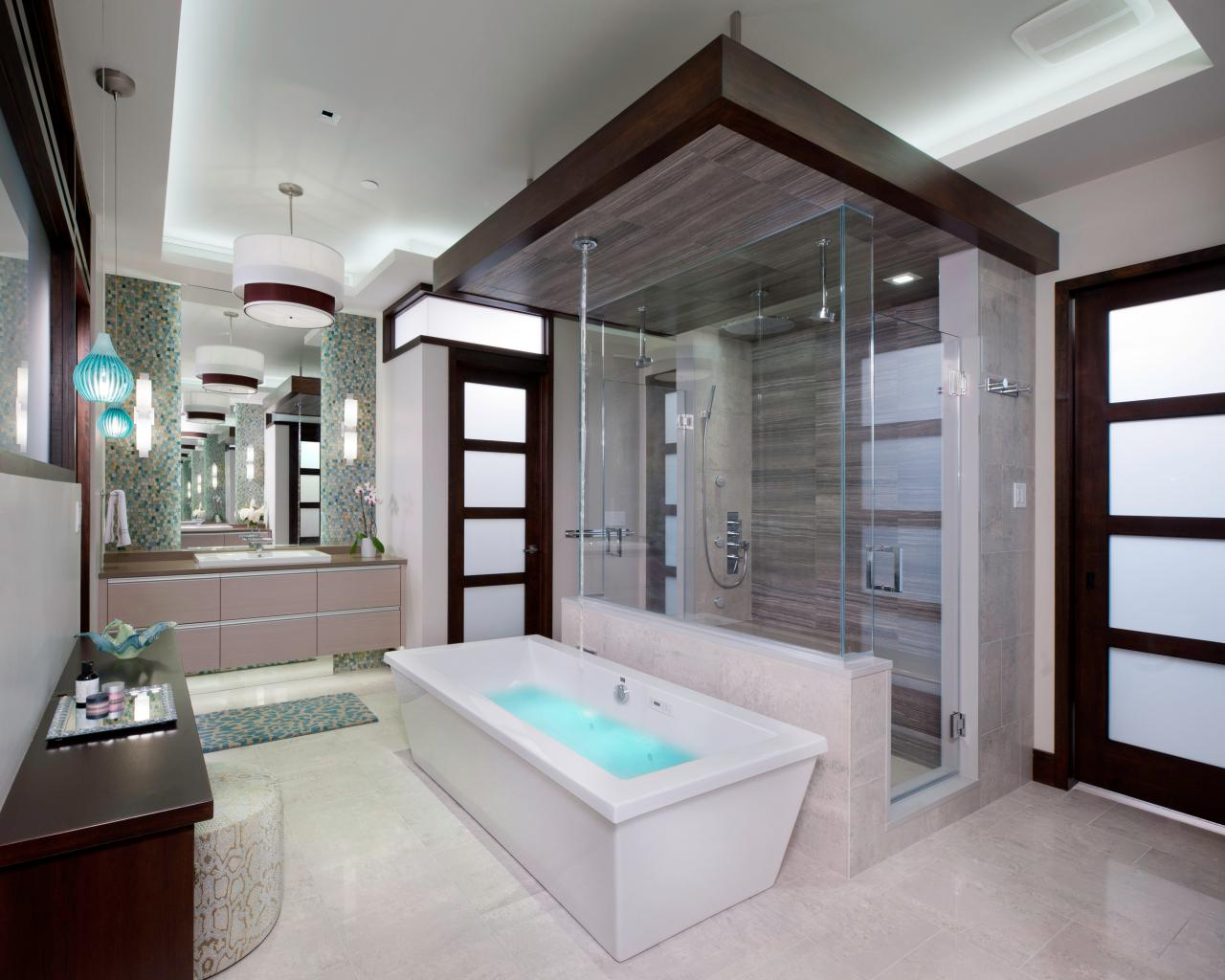 more freestanding tubs - Bathroom Designs With Freestanding Tubs