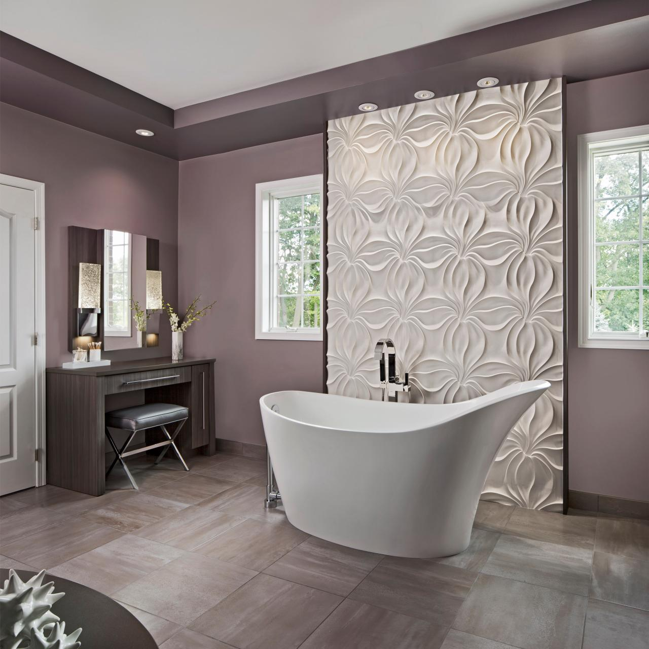 freestanding focal point - Bathroom Designs With Freestanding Tubs
