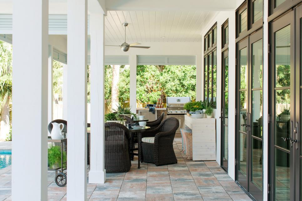 Hgtv dream home 2016 lanai hgtv dream home 2016 hgtv for Florida lanai designs