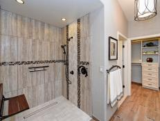 nkba bath trend shower lighting 4 photos - Shower Design Ideas