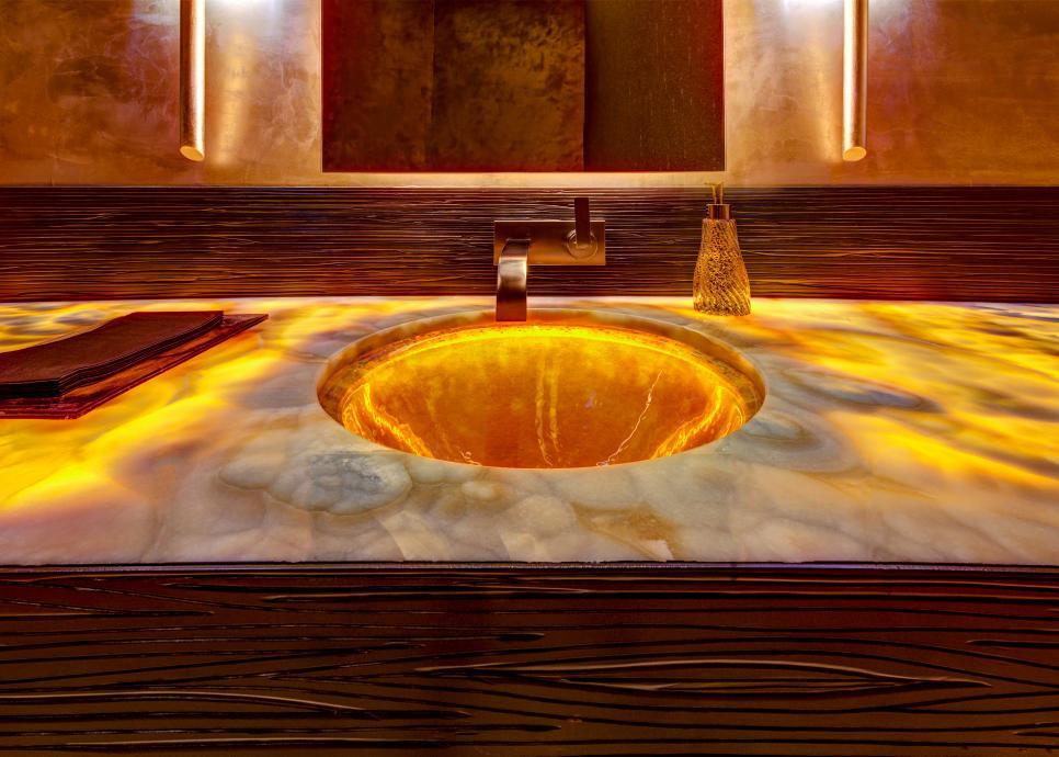 Bathroom Design Trend Undermount Sinks Hgtv