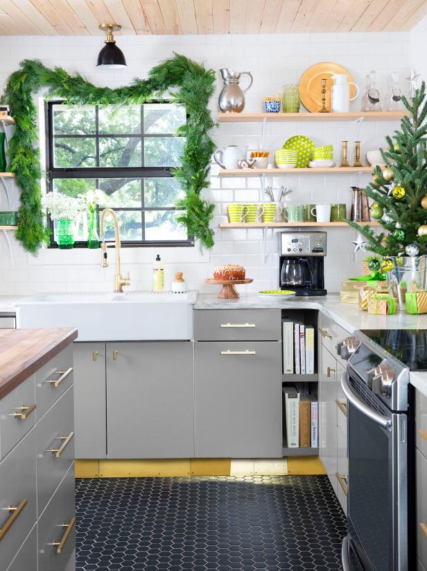 A Dream Kitchen on a Budget