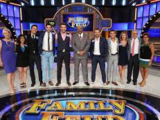 Jonathan and Drew Scott take on John Colaneri and Anthony Carrino in a special episode of Family Feud.