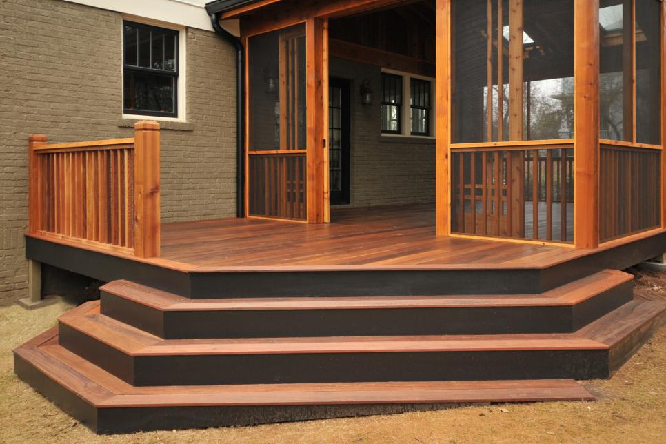 14 design ideas for porch steps and stairs 14 photos
