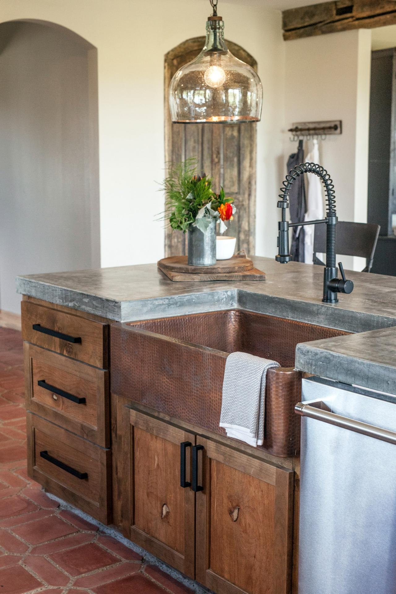 Joannas Design Tips Southwestern Style For A Run Down Ranch