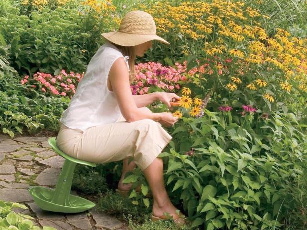 Rocker Garden Seat