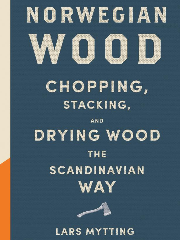 Norwegian Wood Wood-Chopping Book