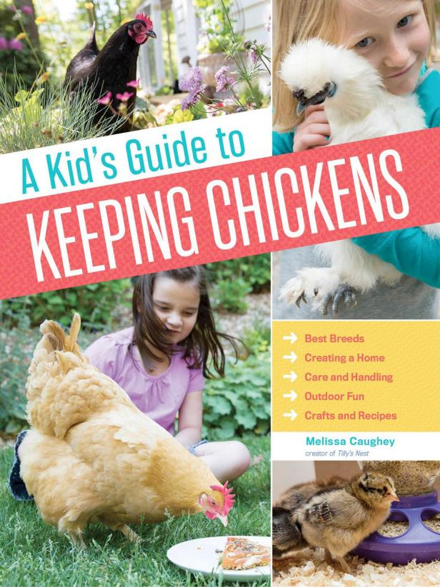 Keeping Chickens With Kids Book