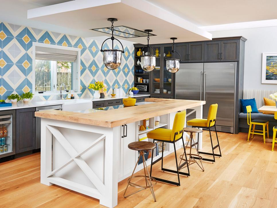 Designing A Modern Meets Traditional Kitchen Hgtv