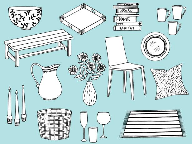 5 Ways to Style Your Home With Items You Already Have