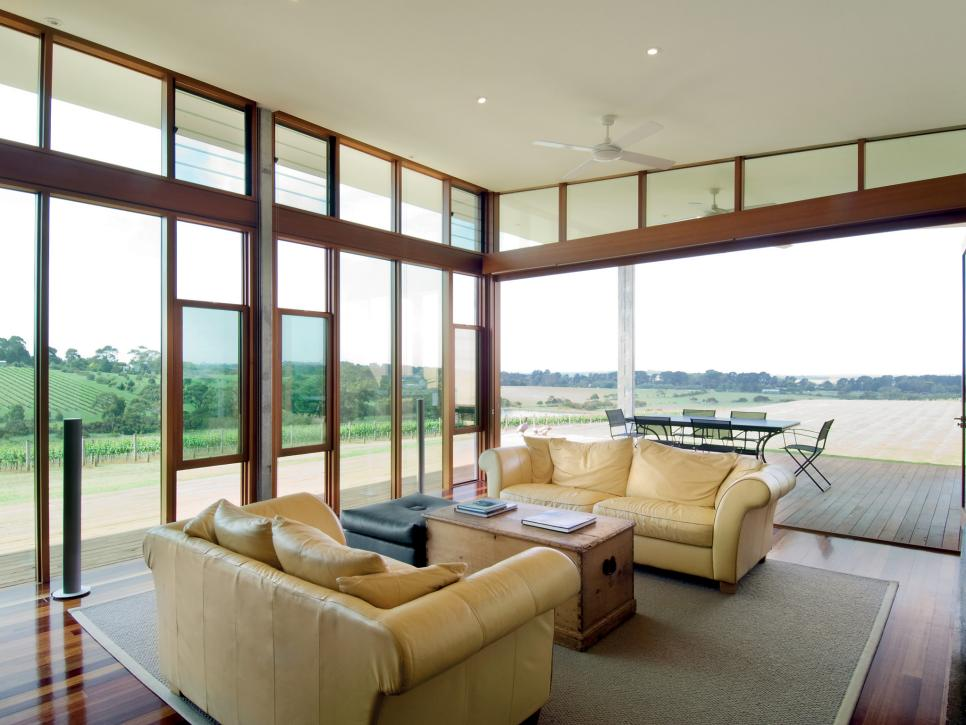 15 Gorgeous Glass Wall Systems, Folding Glass Doors And Sliding
